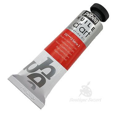 Huile D'Art super fine 37ml Rouge cadmium clair 332