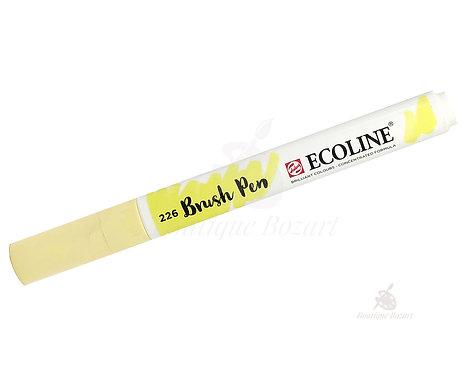 Ecoline Brush Pen Jaune pastel 226