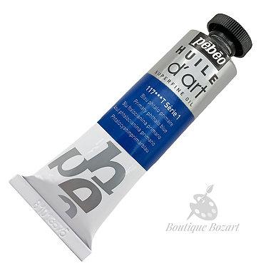 Huile D'Art super fine 37ml Bleu phtalocianine primaire 117