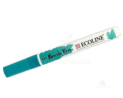 Ecoline Brush Pen Vert turquoise 661