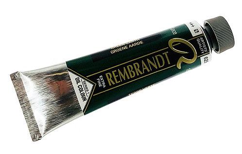 Huile Rembrandt Terre Verte 629 S1