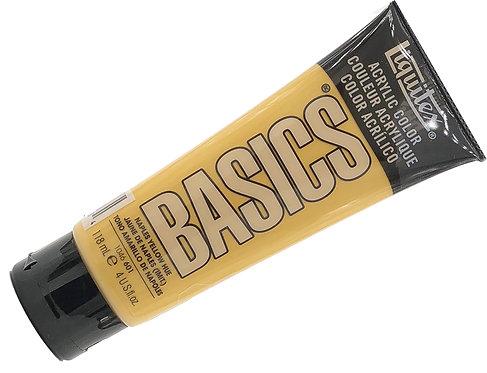 Acrylique Basics Jaune de Naples 601