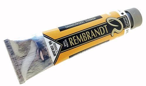 Huile Rembrandt Jaune Cadmium Foncé 210 S4