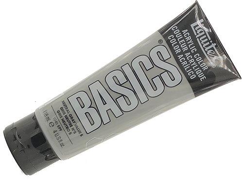 Acrylique Basics Gris Neutre 599