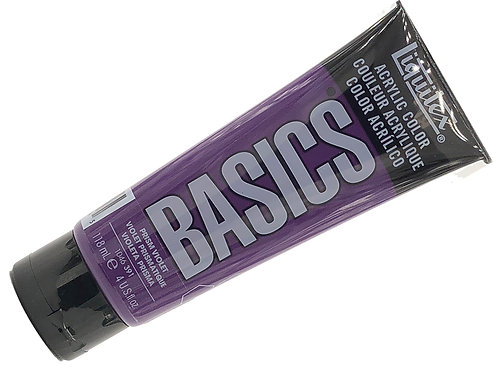 Acrylique Basics Violet Prismatique 391