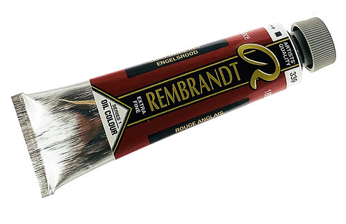 Huile Rembrandt Rouge Anglais 339 S1