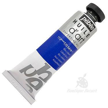 Huile D'Art super fine 37ml Bleu cobalt 113