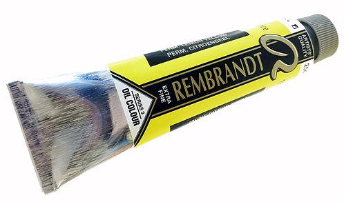 Huile Rembrandt Jaune Citron Permanent 254 S3