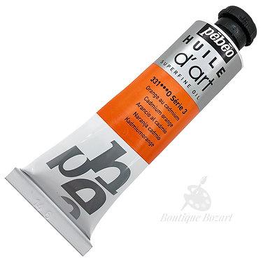 Huile D'Art super fine 37ml Orange cadmium 331