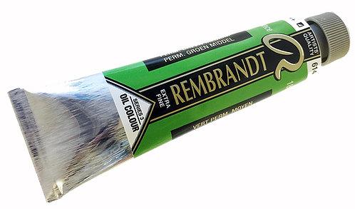 Huile Rembrandt Permanent Moyen 614 S3