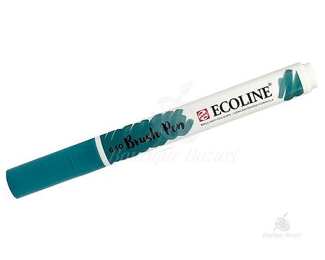 Ecoline Brush Pen Vert bleuâtre 640