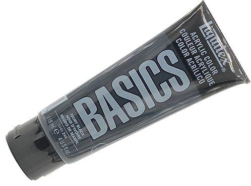 Acrylique Basics Noir d'Ivoire 244