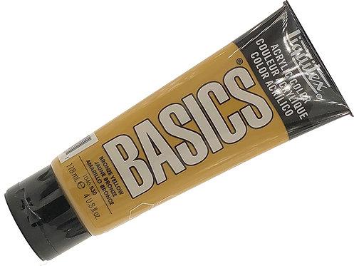 Acrylique Basics Jaune Bronze 530