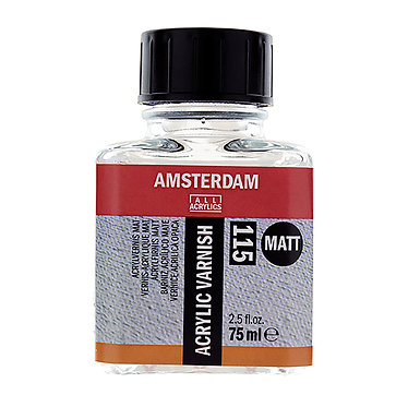 Vernis Acrylique Mat Amsterdam