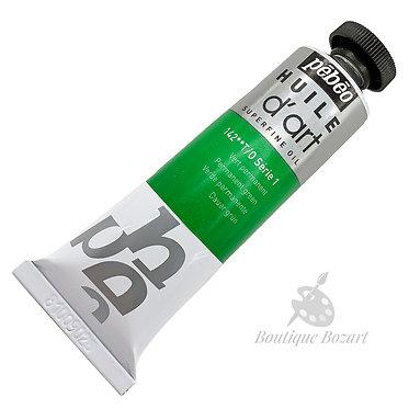 Huile D'Art super fine 37m Vert permanent 142
