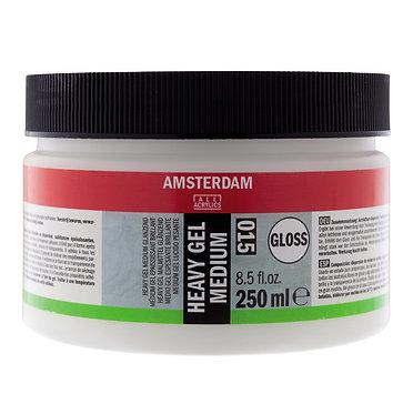 Heavy Gel médium Brillant Amsterdam 250 ml