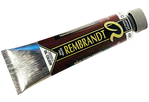Huile Rembrandt Brun Oxyde Transparent 426 S3