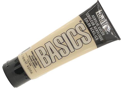 Acrylique Basics Titane Ecru 434