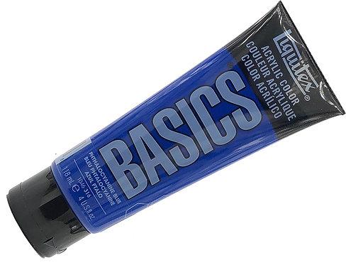 Acrylique Basics Bleu Phtalocyanine 316