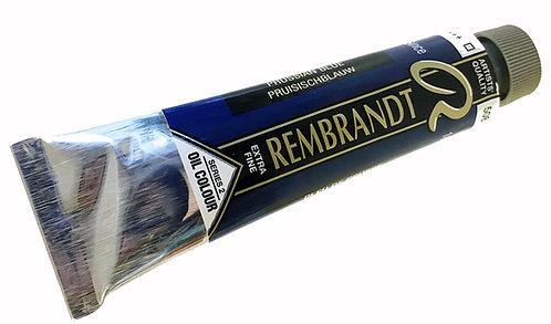 Huile Rembrandt Bleu de Prusse 508 S2