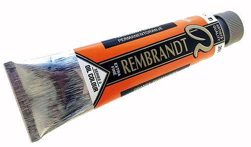 Huile Rembrandt Orange Permanent 266 S3