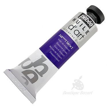 Huile D'Art super fine 37ml Violet de dioxazine 248