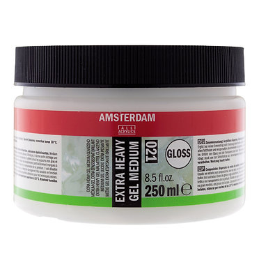 Médium Gel Extra Epaississant Brillant Amsterdam 250 ml