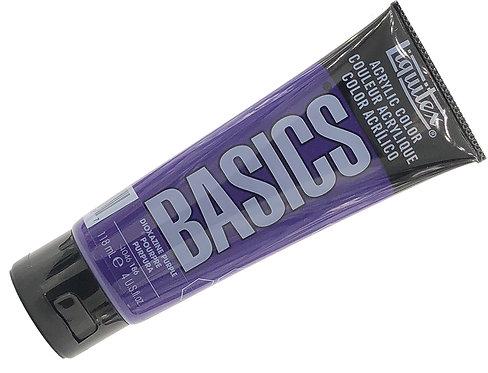 Acrylique Basics Pourpre 186