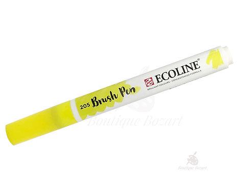 Ecoline Brush Pen Jaune citron 205