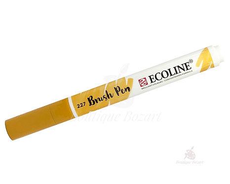 Ecoline Brush Pen Ocre jaune 227