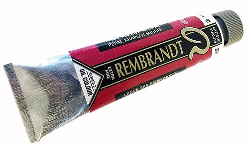 Huile Rembrandt Laque Garance Permanent Moyen 395 S3