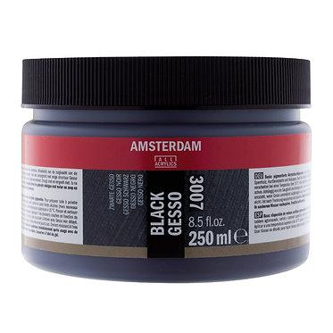 Gesso Noir 3007 Amsterdam 250ml