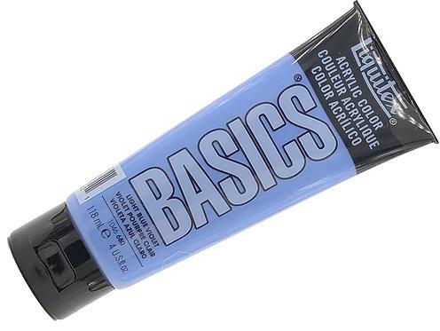 Acrylique Basics Violet Bleu Clair 680