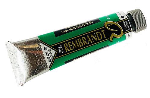 Huile Rembrandt Vert Paul Véronèse 615 S2