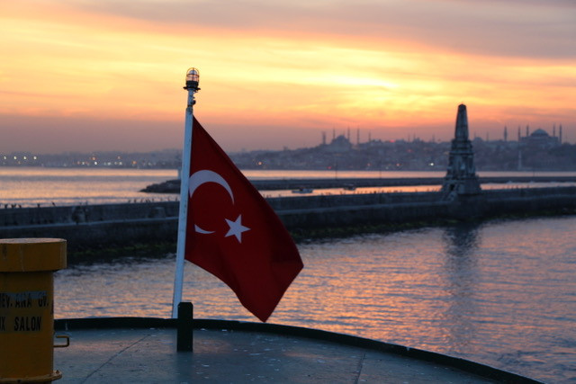 vapur, bateaux Istanbul Sehir Hatlari