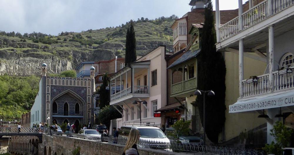 Vielle ville, Tbilissi
