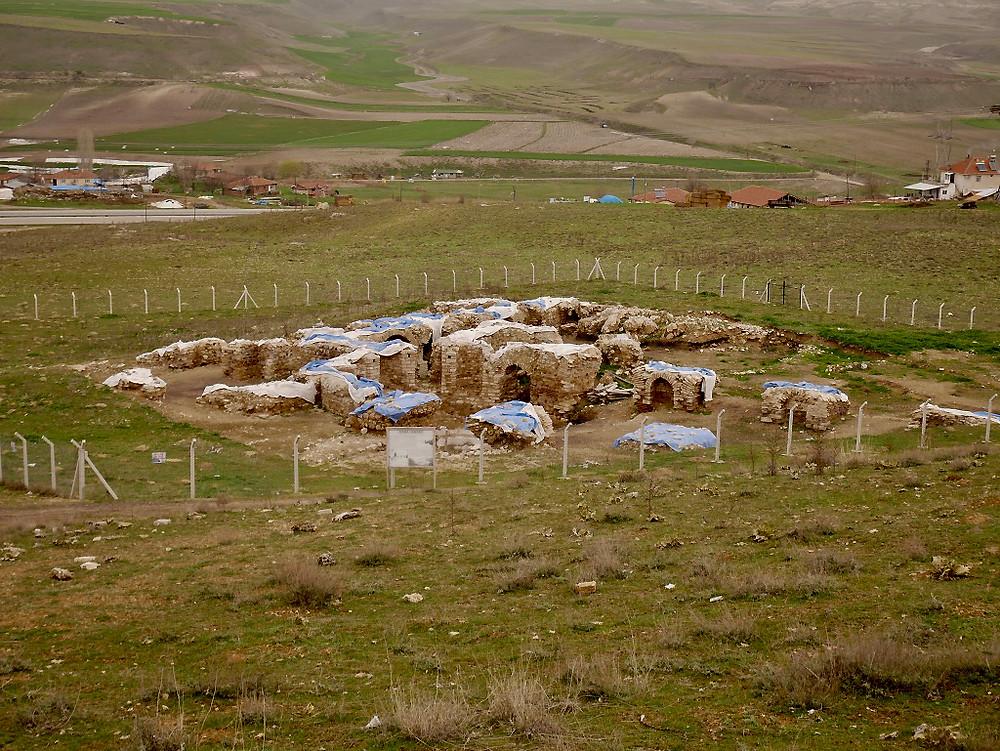 ruines du hamam