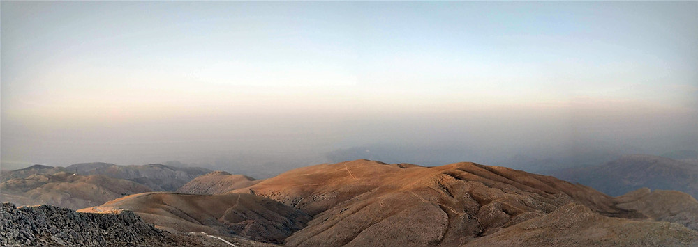 Vue du Mont Nemrut