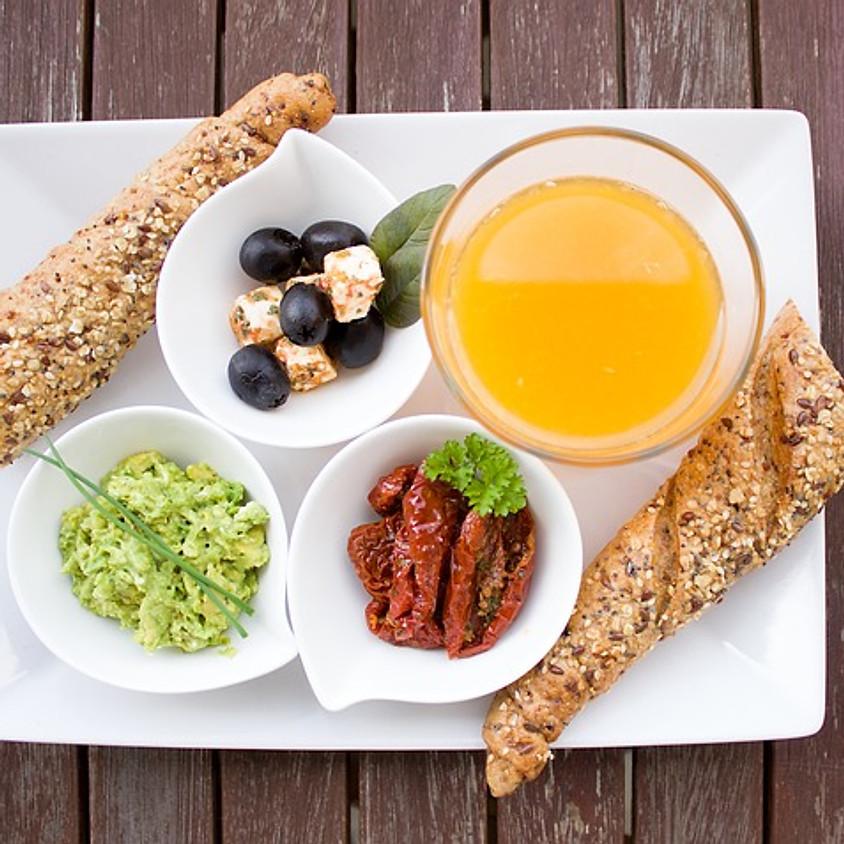 Petit-déjeuner à Incek