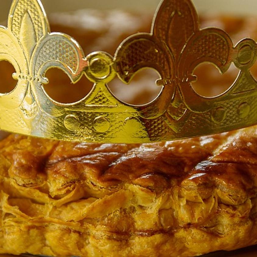 Invitation à la Galette des Rois