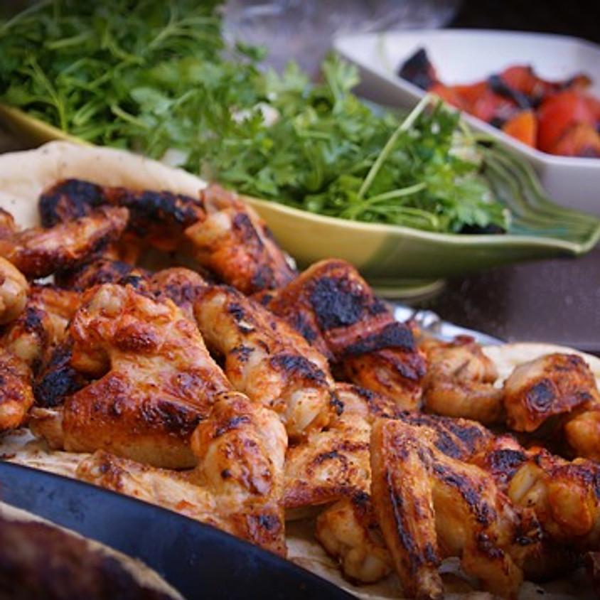 Barbecue à Golbasi