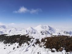 Skier à Erzurum