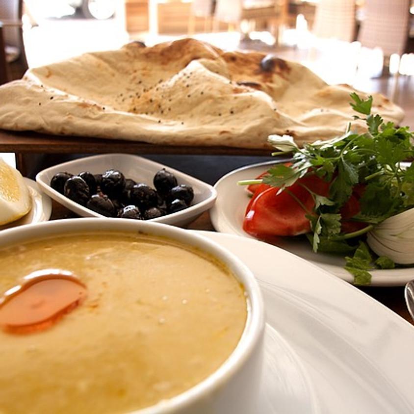 Atelier Cuisine turque