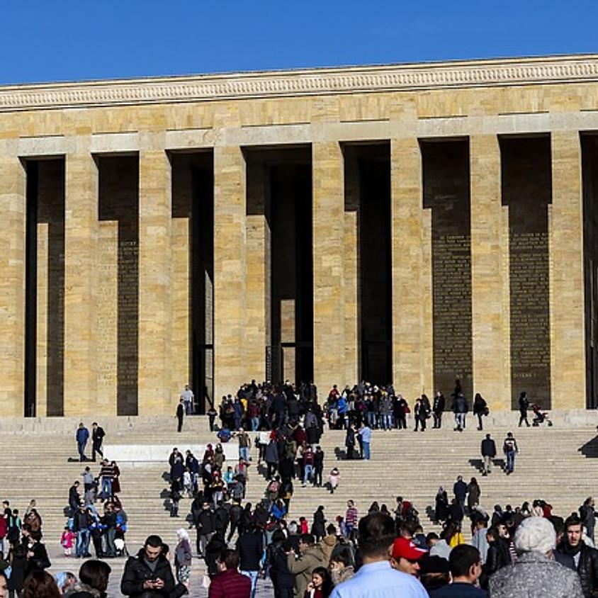 Visite du Mausolée d'Atatürk