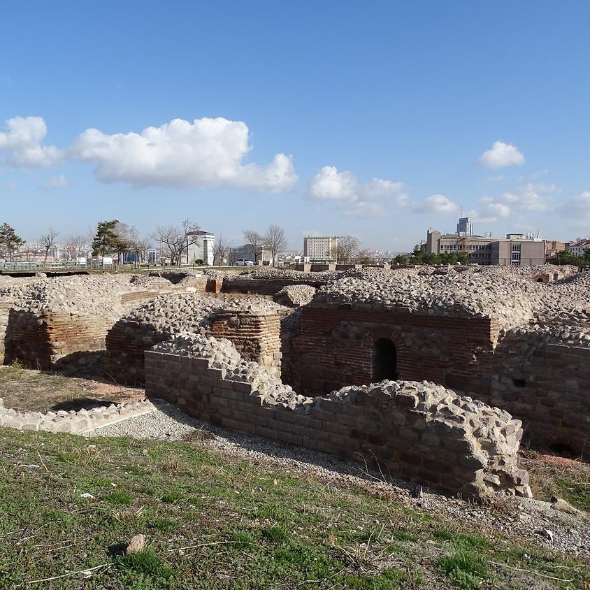 Visite des ruines romaines d'Ankara -  Sous réserve des conditions sanitaires