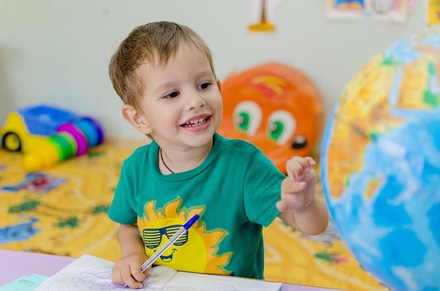 experiences actives de l'enfant