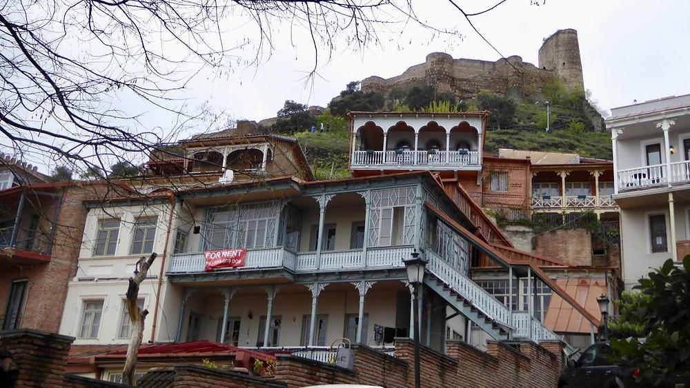 Citadelle, Tbilissi