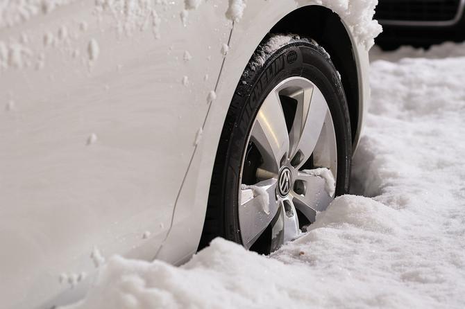 Pension pour pneus