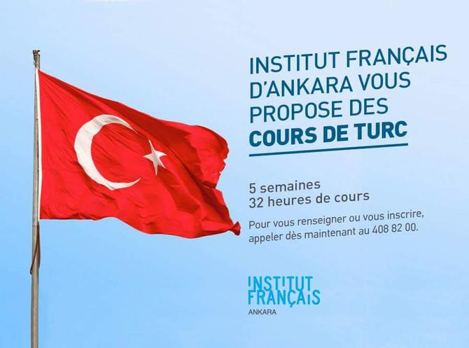 Cours de Turc à l'Institut