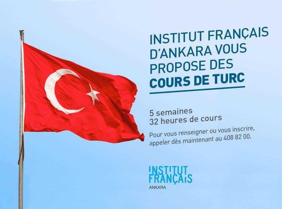 Cours de turc